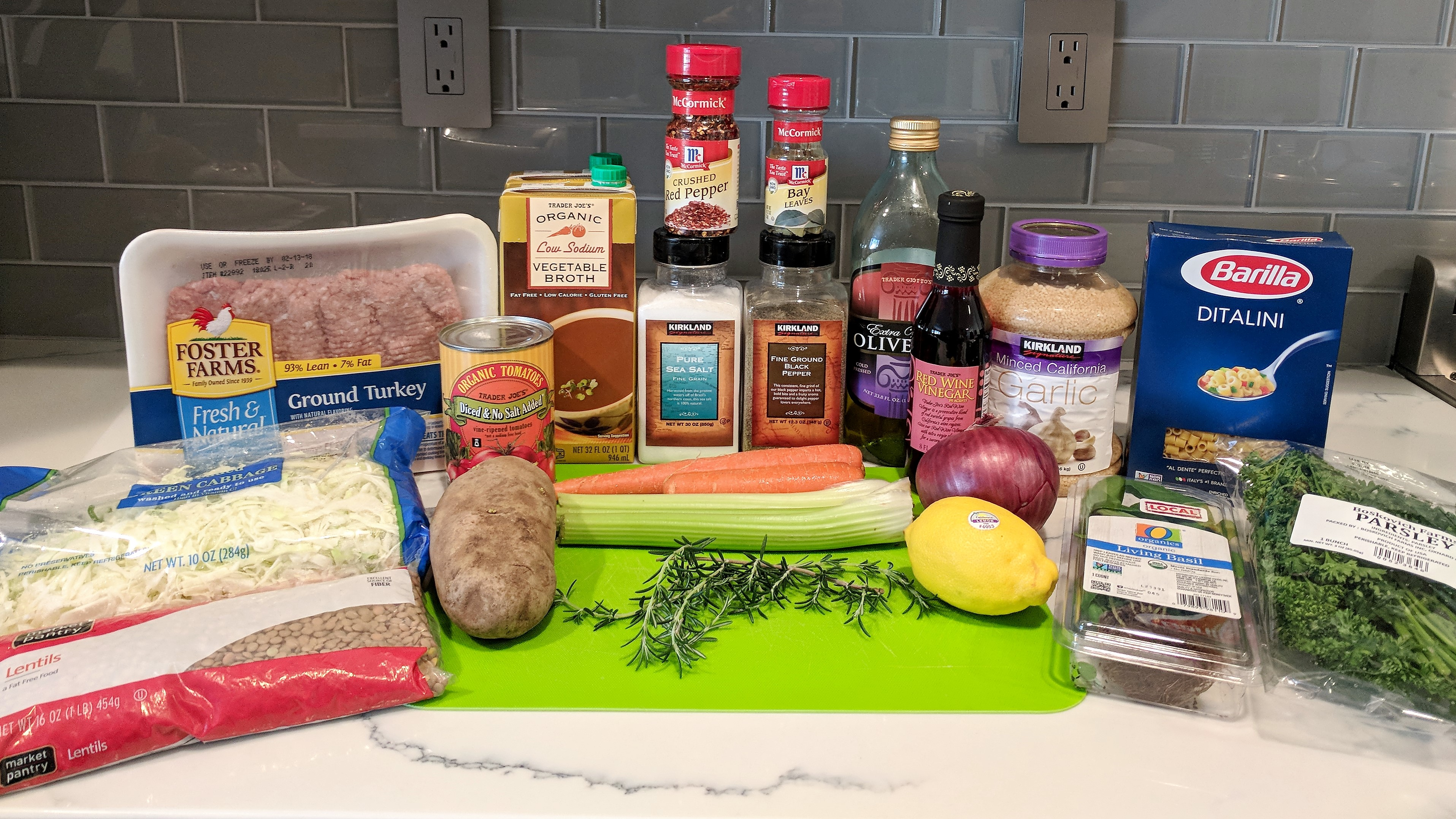 Minestrone-Soup-Ingredients