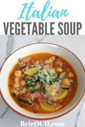 italian vegetable soup 4