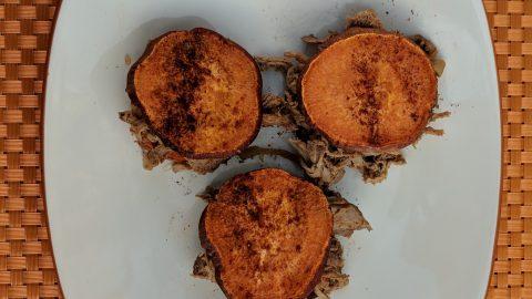 Sweet Potato Buns