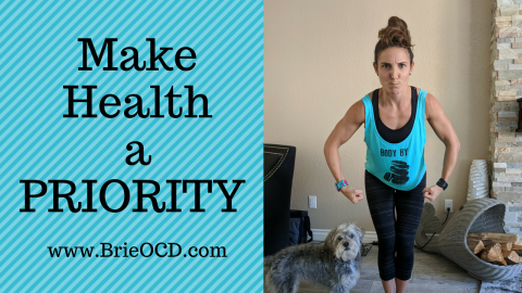 Make Health a Priority: 8 Ways to Make Health a Priority in Your Life!