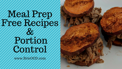 Meal Prepping & Portion Control