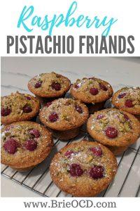 Raspberry-Pistachio-Friands