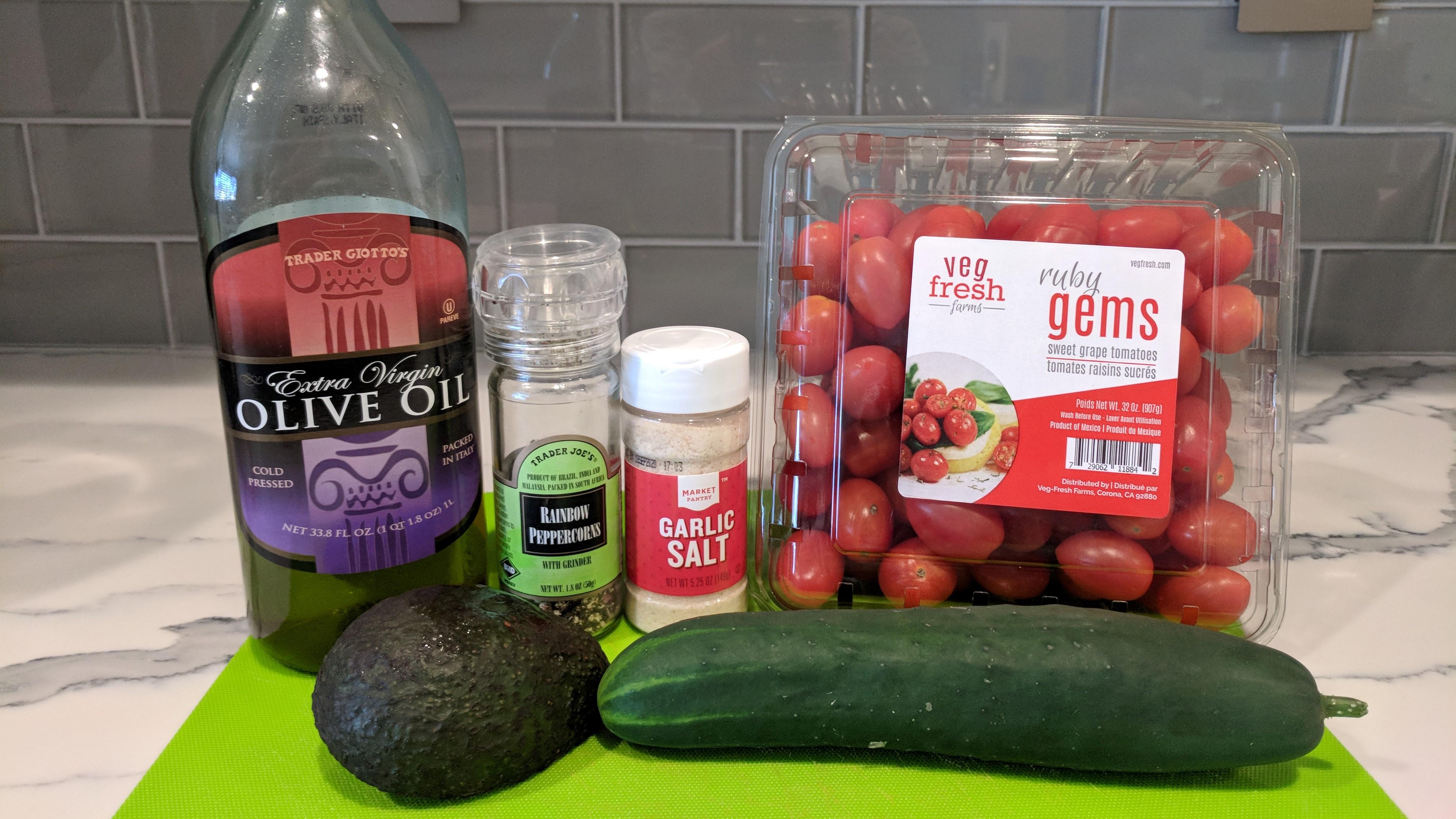 tomato-cucumber-avocado-ingredients