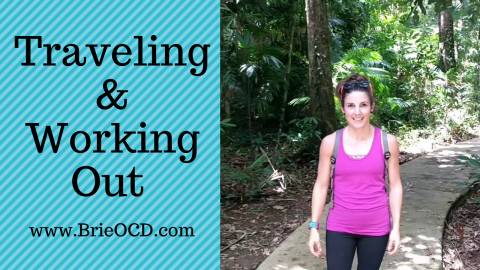 Traveling & Working Out: How to Work Out on Vacation Without Really Working Out!