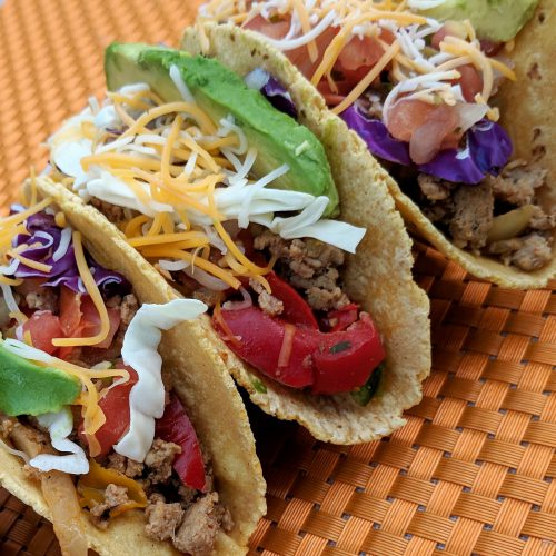 10-minute-ground-turkey-tacos-close-up