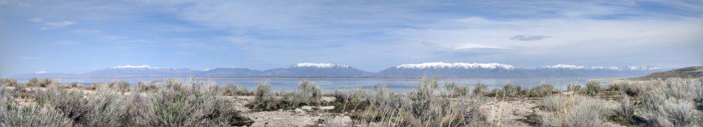 antelope island panorama