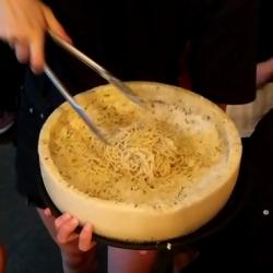 cheese-wheel