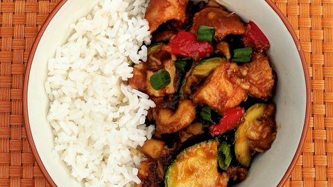 Instant Pot: Kung Pao Chicken