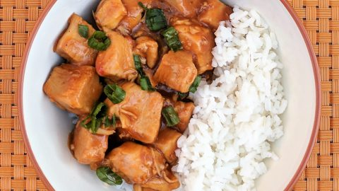Instant Pot: Orange Chicken