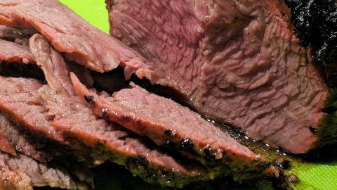 Marinated Tri-Tip Appetizer