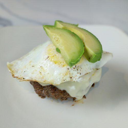 avocado egg burger final