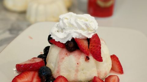 Very Berry Shortcake