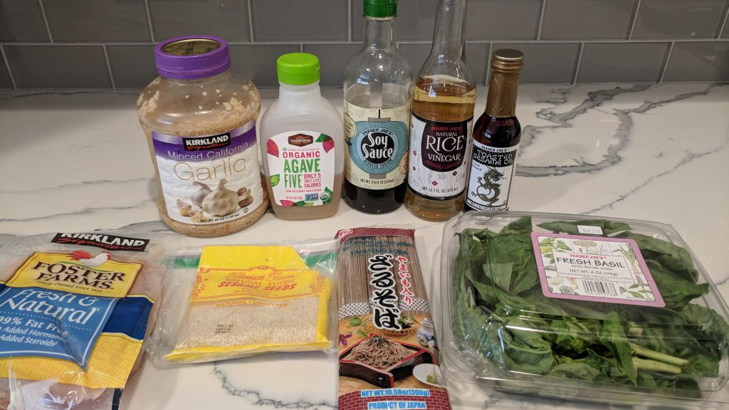 chicken soba noodle ingredients