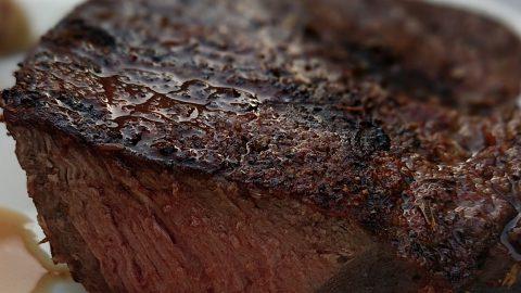 Swizzle's Grilled Steak