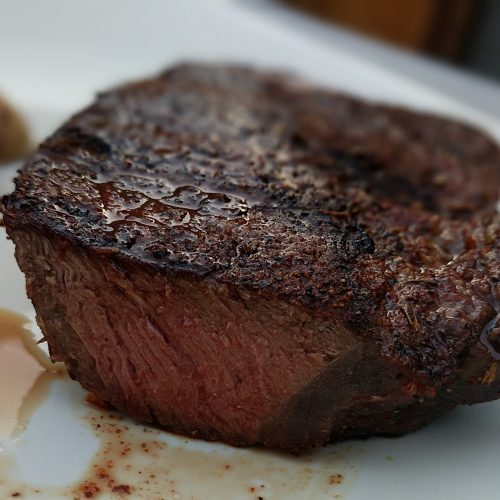 most delectable steak