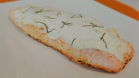 Susan's Grilled Salmon