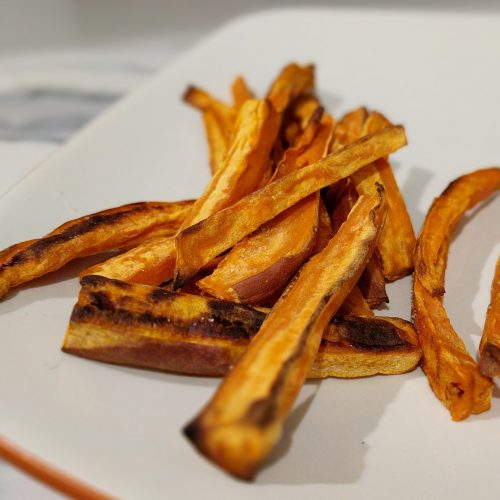 sweet potato fries final
