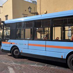 amalfi coast buses