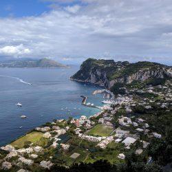 anacapri to marina grande walk