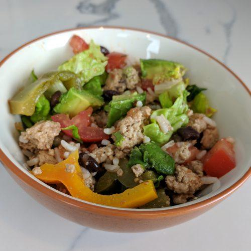 burrito bowl 2