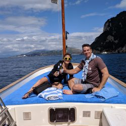 capri island tours boat ride