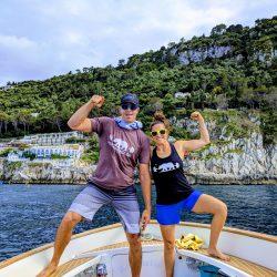 capri island tours muscle pic