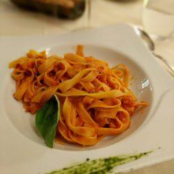 la capannina pasta bolognese