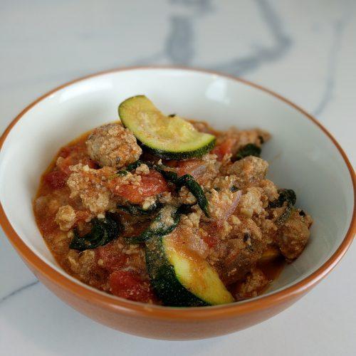 lasagna final in bowl