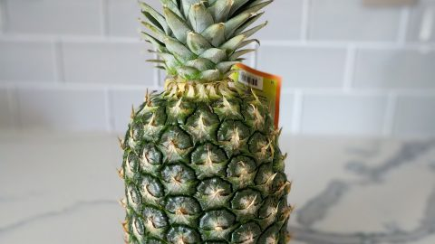 How To: Cut & Core a Pineapple