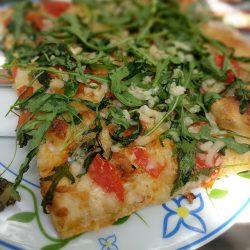 pizza from la zagara