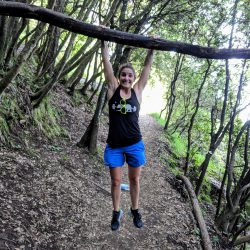 sentiero degli dei pull ups in nature