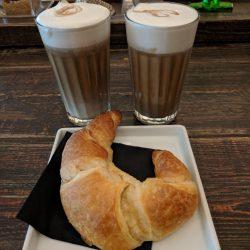 suicide sue croissant coffee
