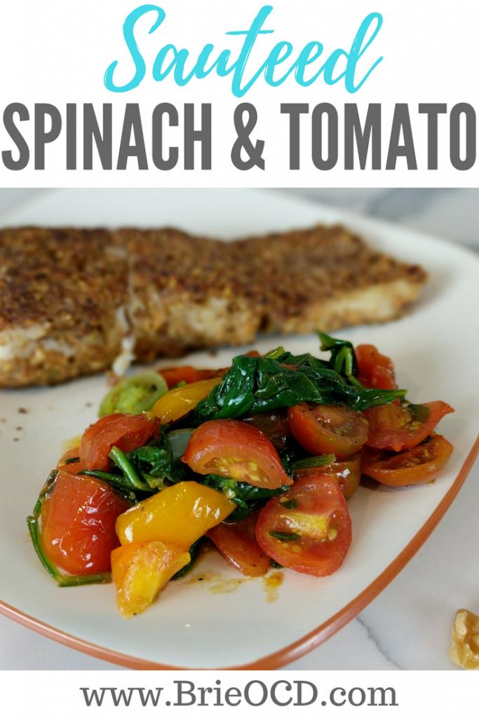 tomato spinach saute 3