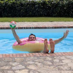 villa giulia praiano chilling