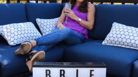 Brie OCD Blogging Update
