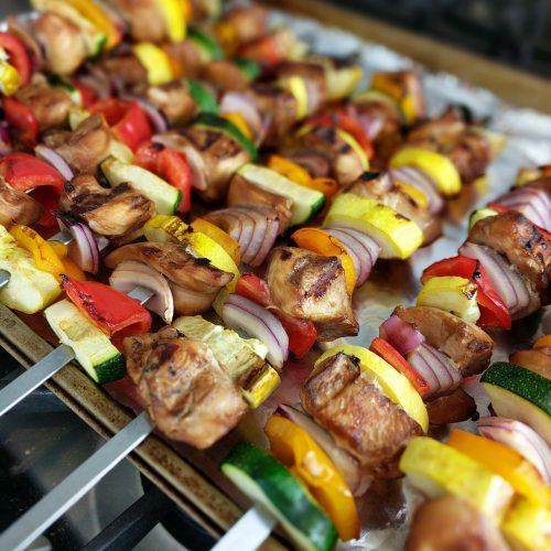 grilled chicken skewers final