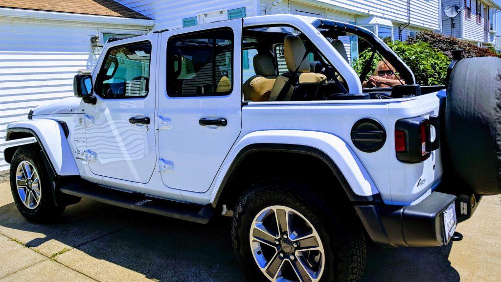 jeep life topless