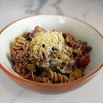 pasta instant pot option 1