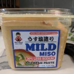 photo of miso paste