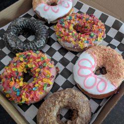 roccos doughnuts actual doughnuts