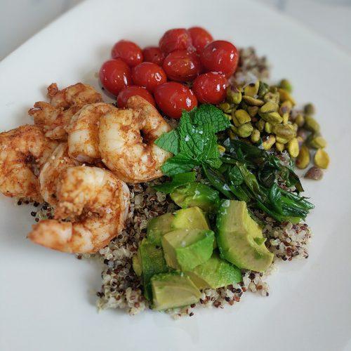 shrimp cobb salad final