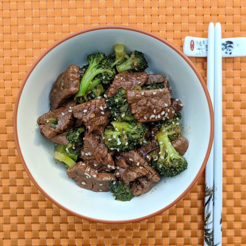 beef and broccoli final overview