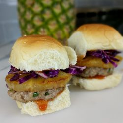 pork pineapple sliders