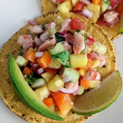 shrimp ceviche tostadas final close up 2