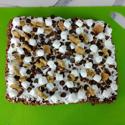 smores add toppings final overview