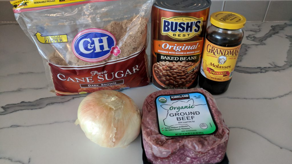 baked beans ingredients widescreen