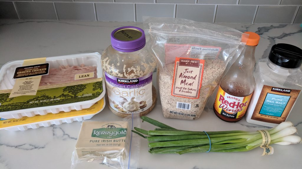 buffalo chicken meatballs ingredients