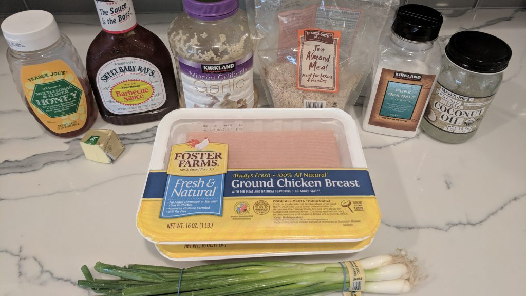 honey bbq meatballs ingredients