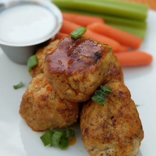 ip buffalo chicken meatballs final close up