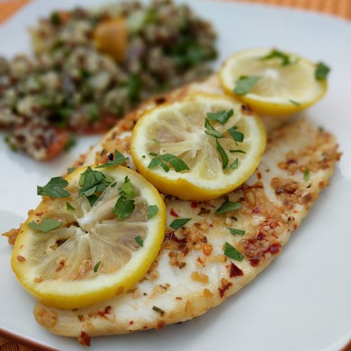 lemon garlic tilapia final